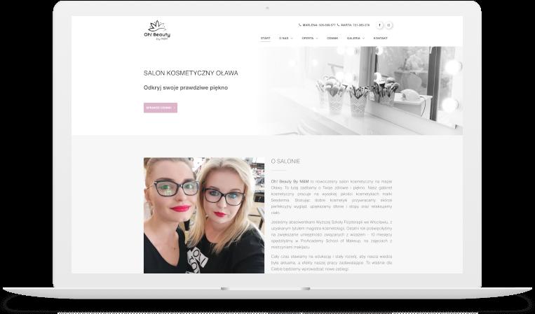 tworzenie stron www Oława