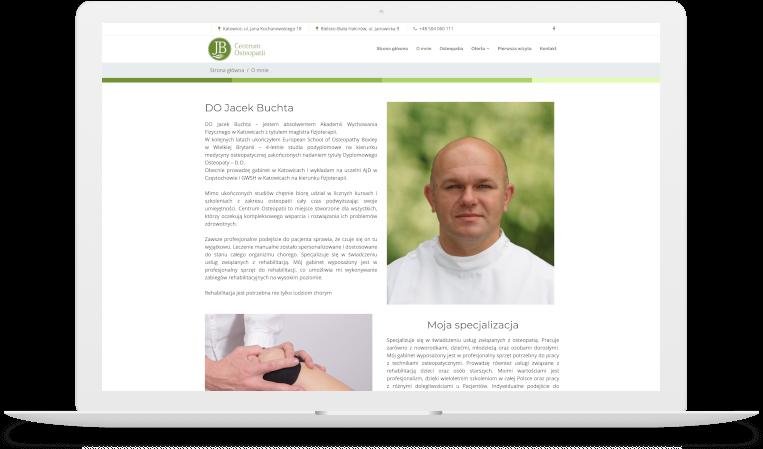 tworzenie stron www bielsko biała